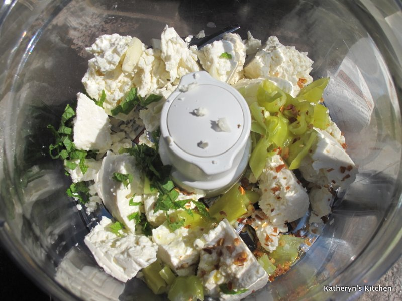 Feta Spread Ingredients
