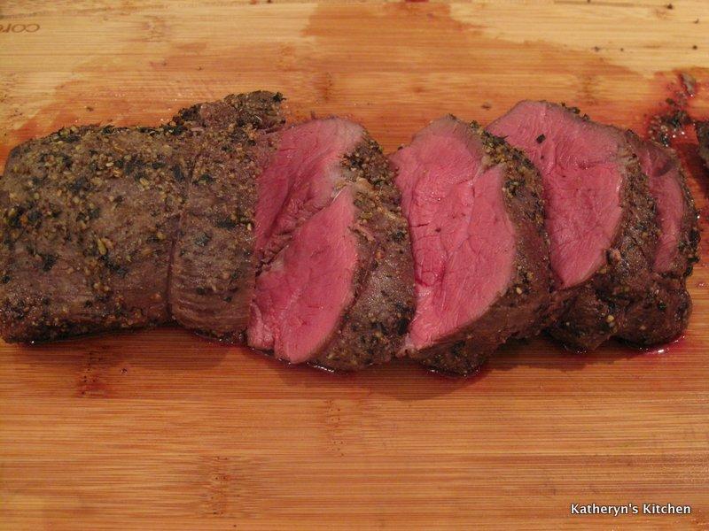 Spice Rubber Roast Beef Tenderloin