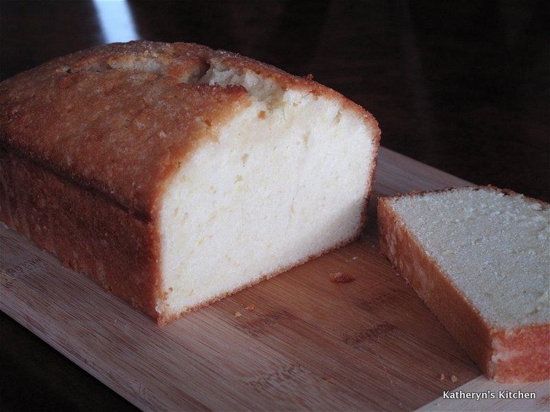 Katheryn's Kitchen – Classic Lemon Pound Cake