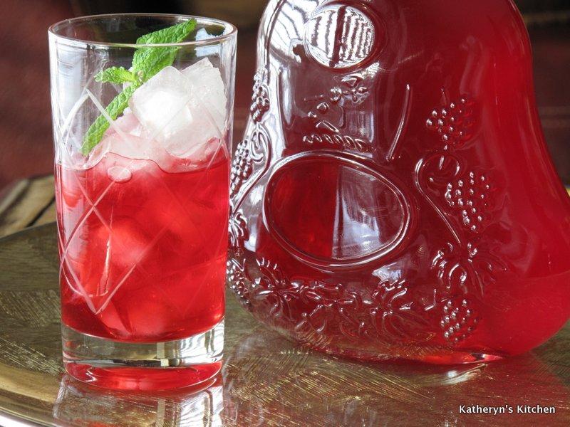 Cranberry Cordial
