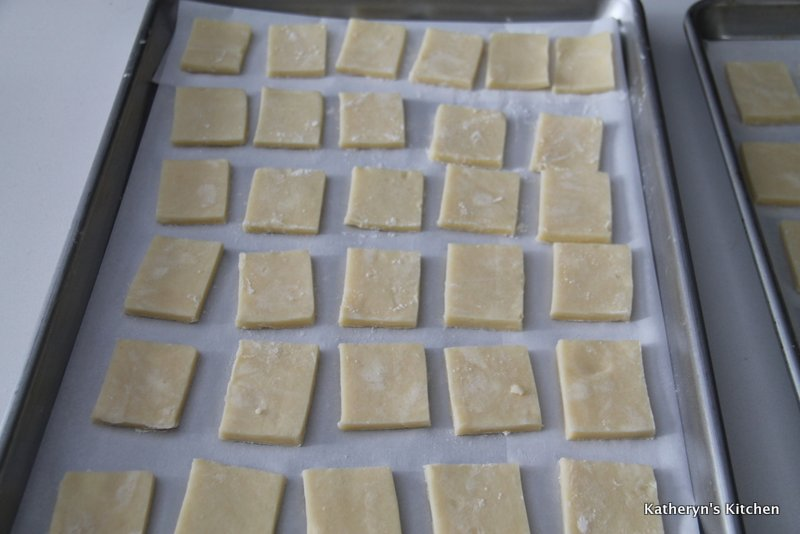 Ready for the Oven