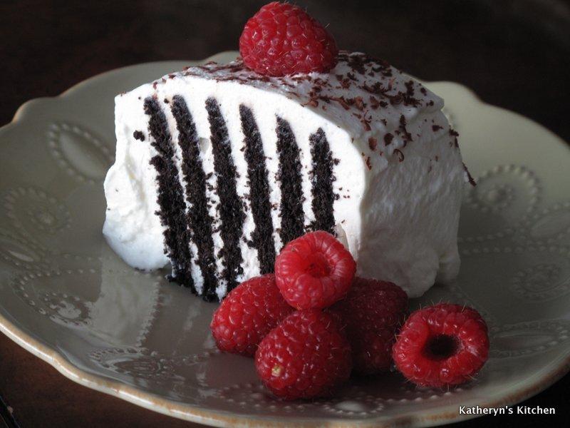 Katheryns Kitchen Chocolate Wafer Icebox Cake