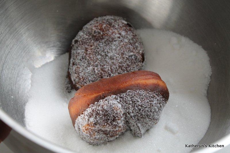 Sugar Coating the Doughnuts