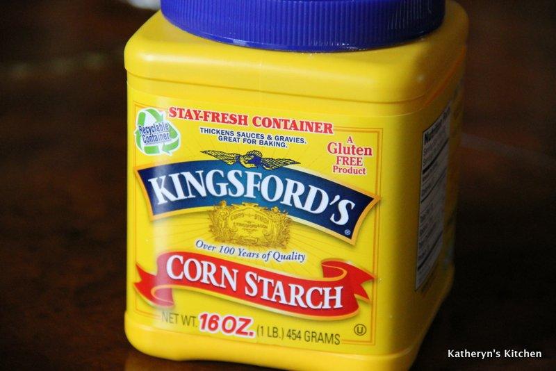 Kingsford's Cornstarch