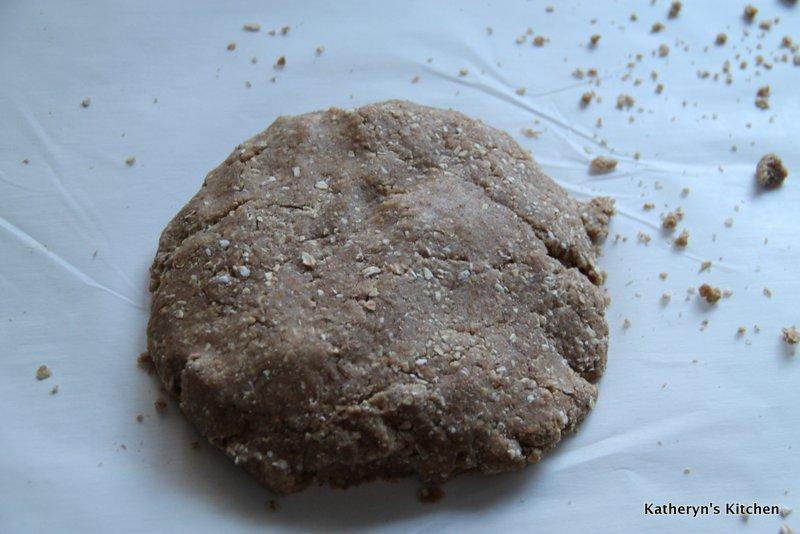 Digestive Cookie Dough