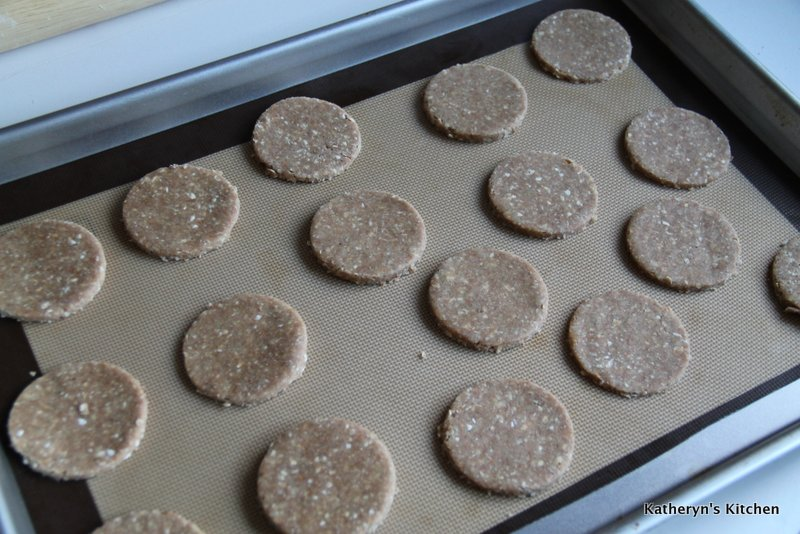 Cut Out Cookies Ready for  the Oven
