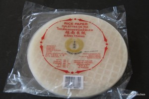 Package of Rice Paper Wrappers