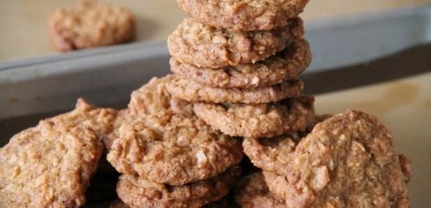 Coconut Brown Butter Cookies