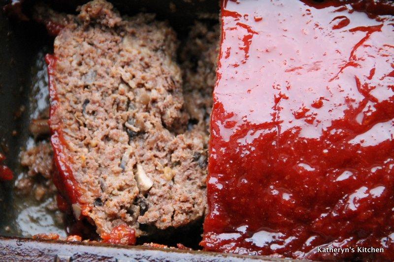 Italian Sausage Meatloaf