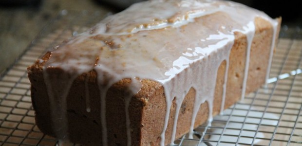 Brown Butter Brown Sugar Pound Cake