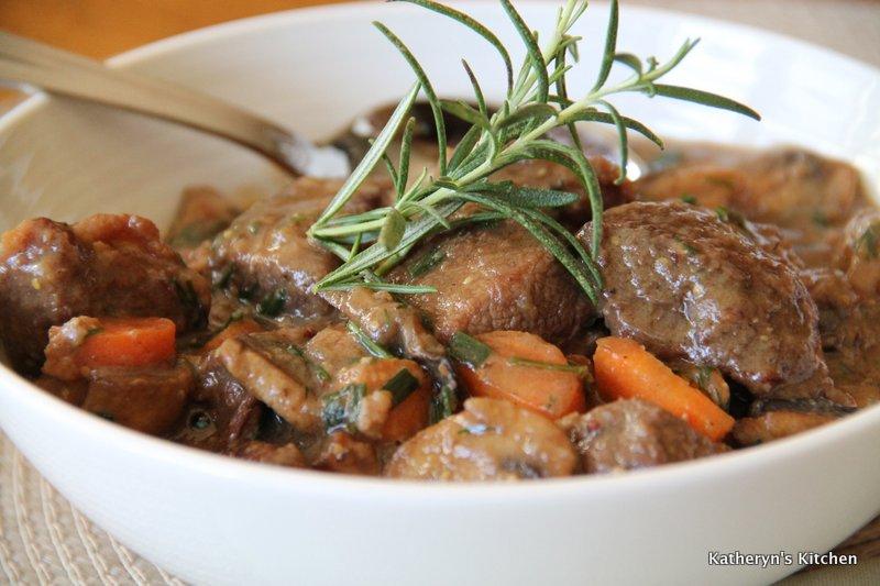 Elegant Beef Stew