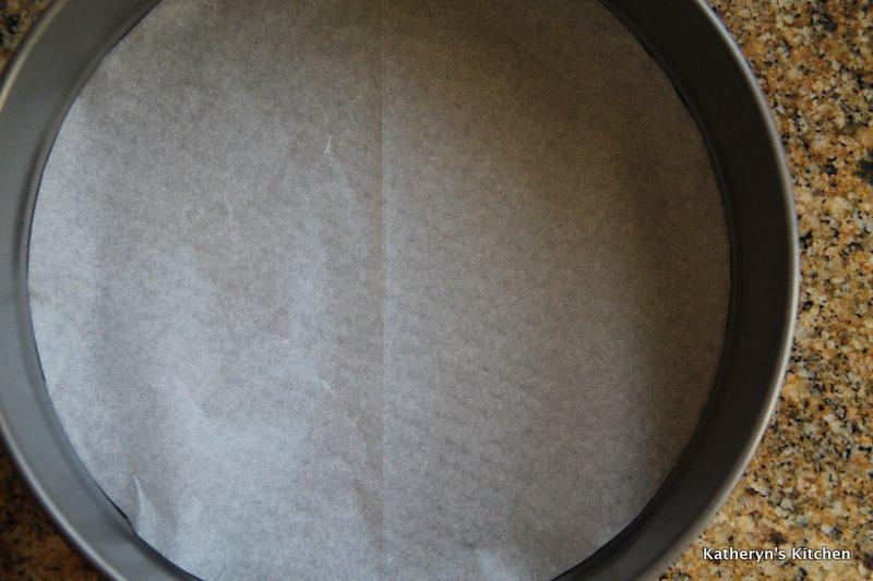 Prepared Springform Pan