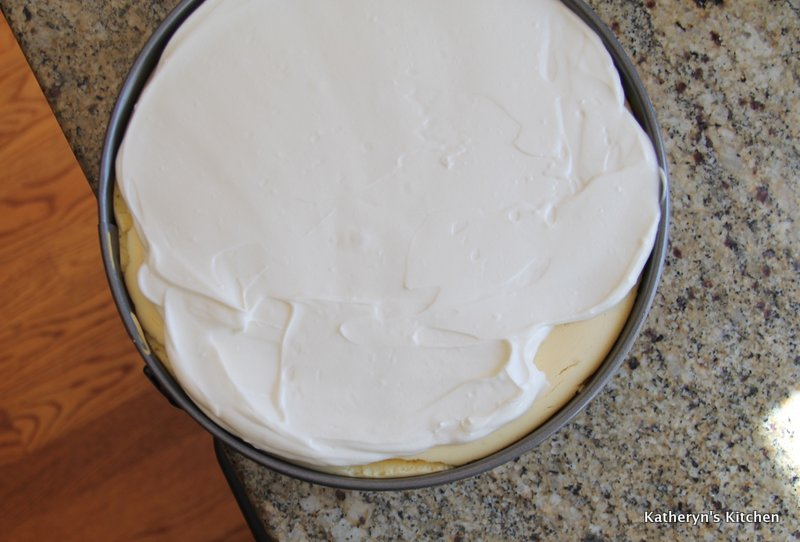 Sour Cream Topping